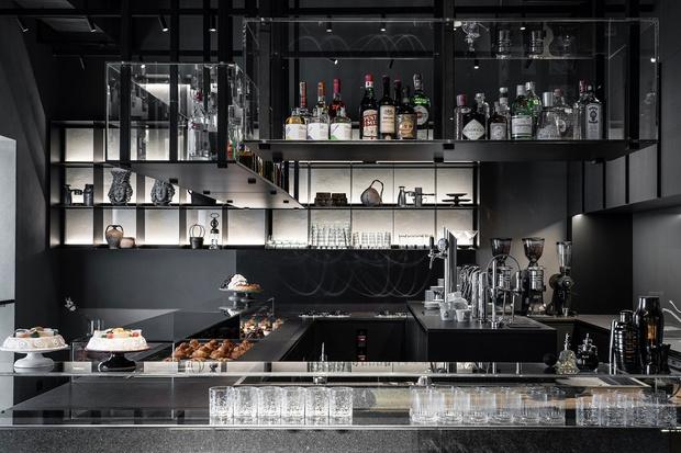 Фото №8 - Новое кафе-бар Miscela d'Oro по дизайну Пьеро Лиссони