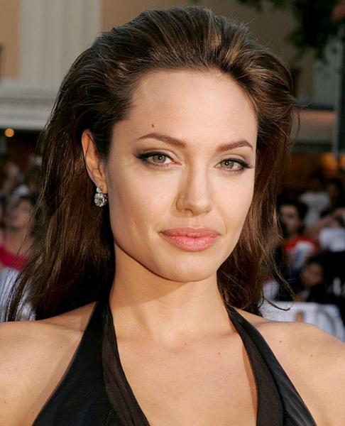Фото №9 - Все ее трещинки: как на самом деле выглядит вблизи Анджелина Джоли