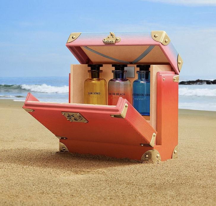 Фото №5 - Песочный бисквит: Эйса Гонсалес стала лицом нового аромата Louis Vuitton, созданного совместно с АлексомИзраэлем