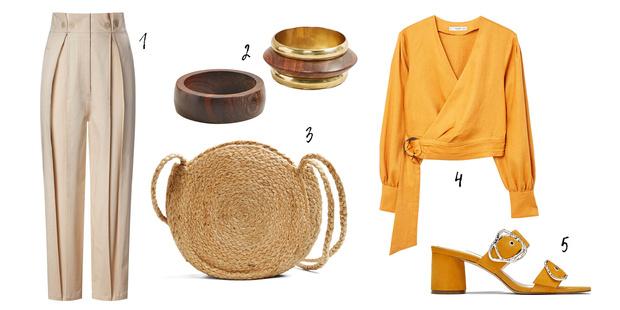 Фото №5 - Говорим и показываем: Как носить главный летний must-have?
