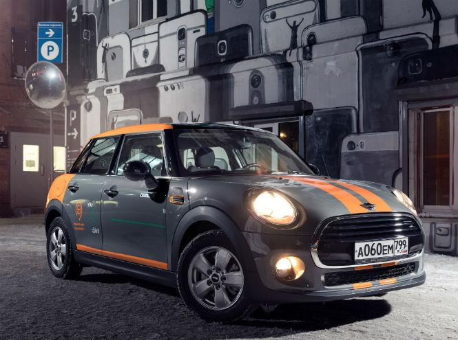 Фото №1 - Marie Claire приглашает протестировать автомобили MINI автопарка YouDrive