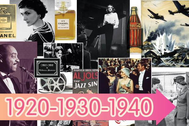 Фото №1 - Знаковые события и явления прошлого века: от 20-х до 00-х