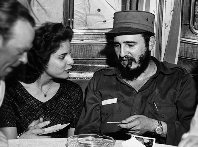 Фото №1 - Концлагерь, шпионаж, похищение ребенка: как жила любовница Фиделя Кастро