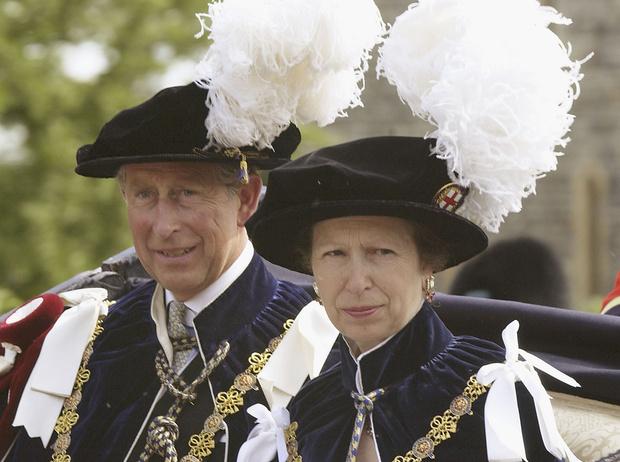 Фото №33 - В тени Короны: судьба «запасных» принцев и принцесс Великобритании