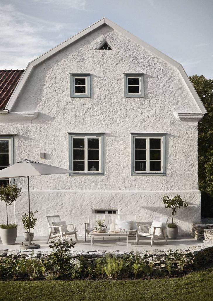 Фото №2 - Отреставрированный дом XIX века в Швеции