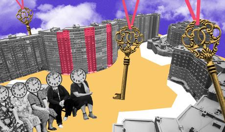 Потускневшее золото: долго строившийся Auroom