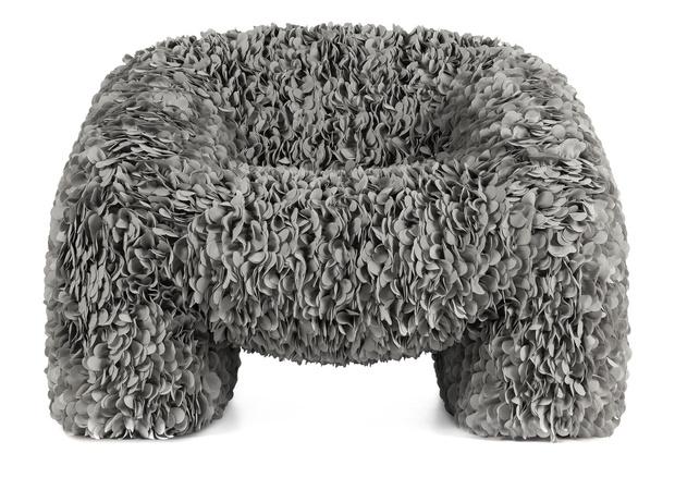 Фото №5 - Hortensia: новое кресло-цветок марки Moooi