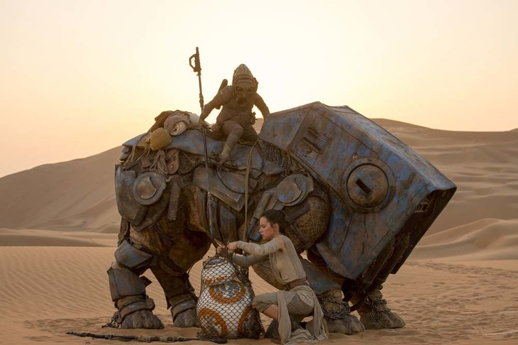 Фото №2 - Места силы: 5 идей для кинопутешествия по мотивам «Звездных войн»