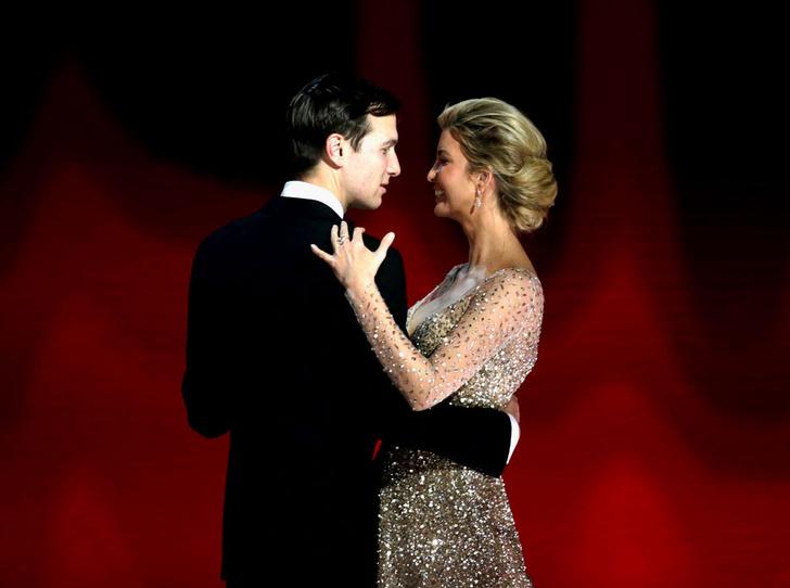 Фото №8 - Иванка Трамп и Джаред Кушнер: «практичное» счастье американской принцессы