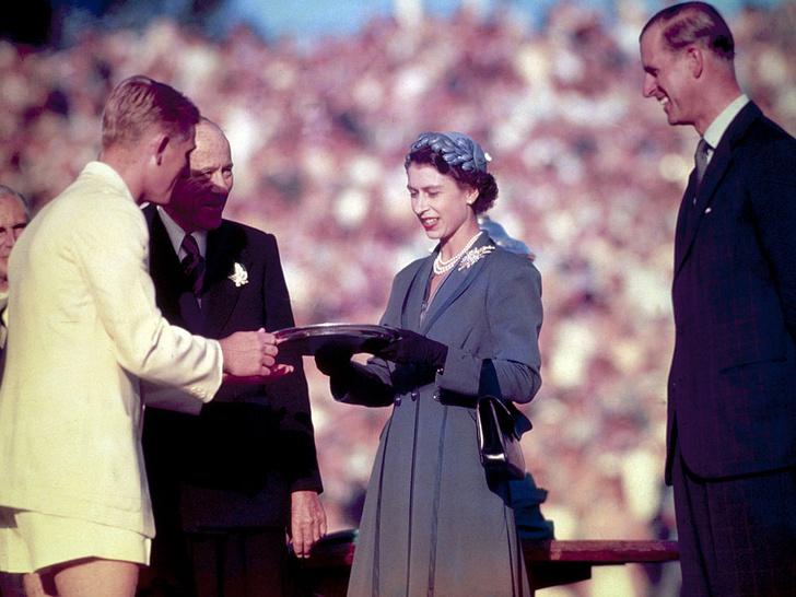 Фото №2 - Сбежавший муж: почему принц Филипп покинул Елизавету в королевском туре