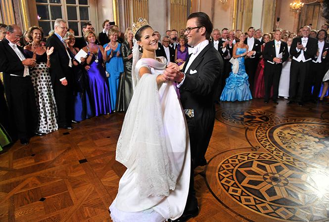 Фото №4 - Первый свадебный танец: маленькая история любви