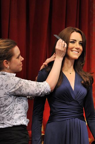 Фото №10 - Тайная эволюция цвета волос Кейт Миддлтон (а вы и не замечали)