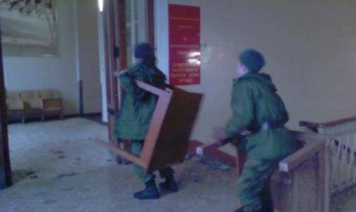 Фото №1 - От 442-го Окружного госпиталя на Суворовском остались только сотрудники и стены