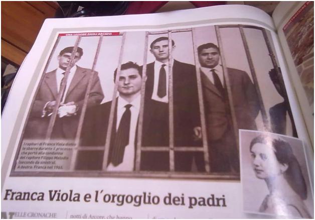 Фото №3 - Невеста для мафии: как 15-летняя Франческа Виола пережила изнасилование и похищение из семьи, но смогла отомстить всем