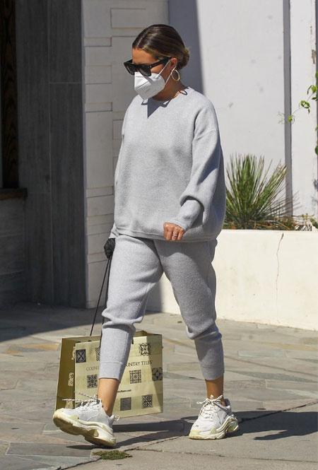 Эшли Тисдейл в Лос-Анджелесе