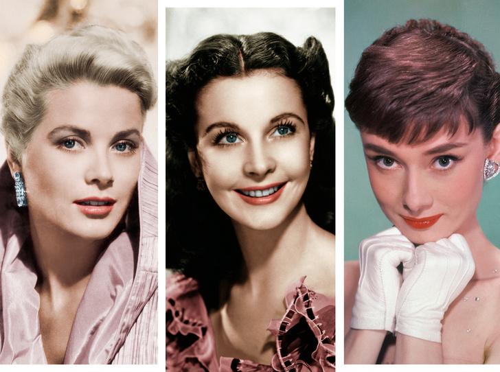 Фото №1 - Самые красивые актрисы старого Голливуда