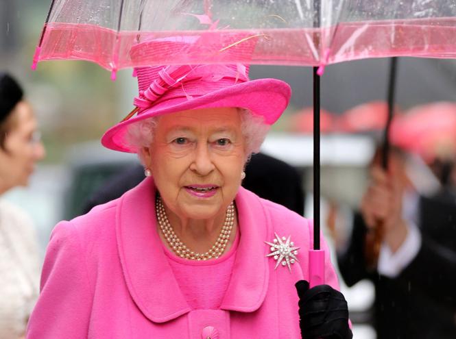 Фото №23 - Виндзорские зонтики: королевский способ спрятаться от дождя