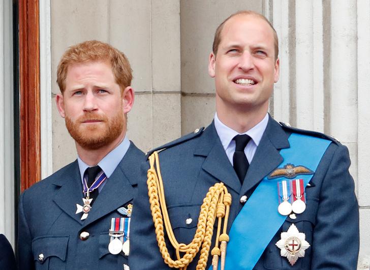 Фото №1 - Никакой пощады: почему к Гарри всегда относились строже, чем к Уильяму