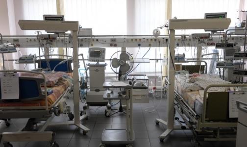 Фото №1 - Александровская больница стала детским стационаром на полчаса