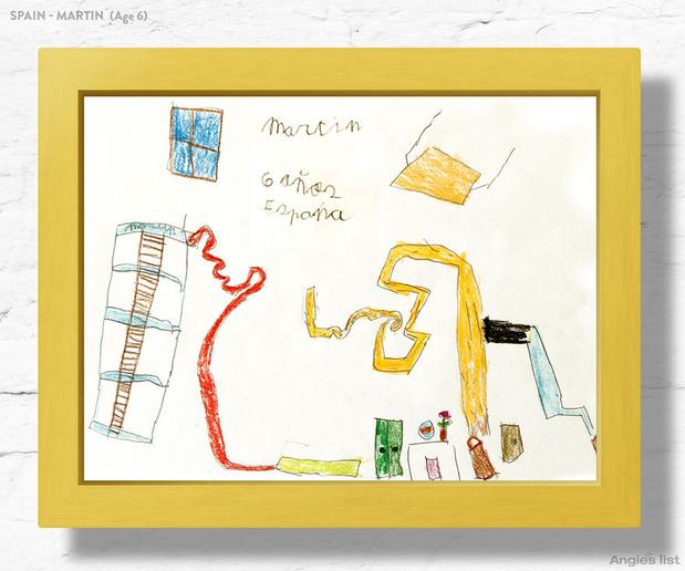 Фото №7 - Комната-мечта: 7 детских, созданных по рисункам малышей
