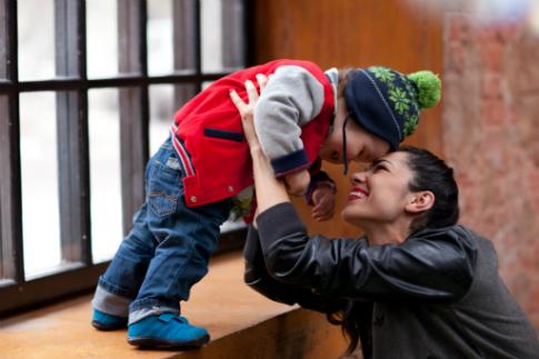 Фото №1 - Секреты материнского счастья от Снежины Куловой