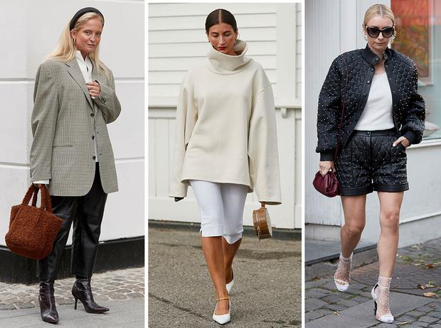 Фото №1 - В полном объеме: как носить вещи oversize