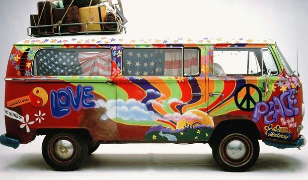 Фото №5 - Машина для любви, а не для войны: история легендарного «хиппи-буса» от VW