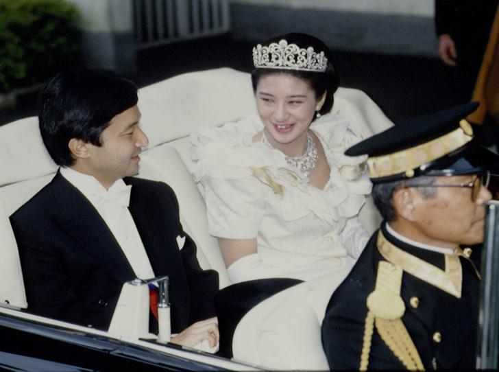 Фото №6 - Королевская свадьба по-японски: как женился наследник Хризантемового трона