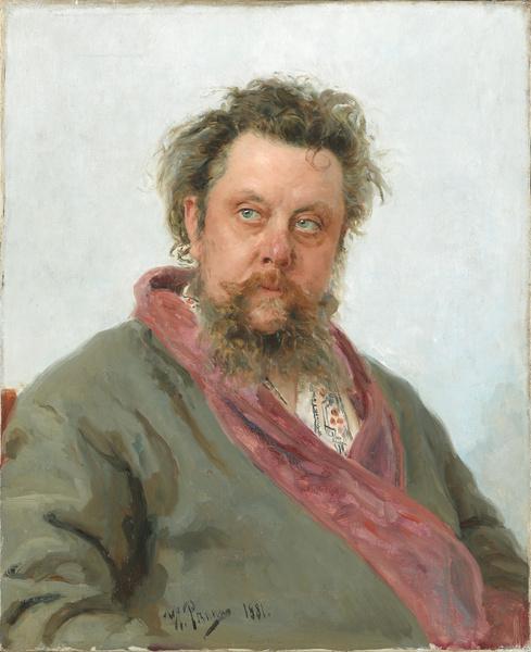Фото №1 - Модесту Мусоргскому – 180 лет: как жил потомок Рюриковичей