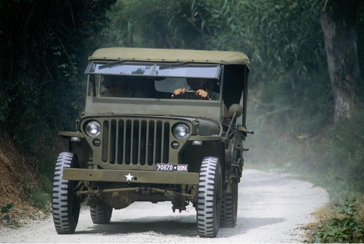 Фото №8 - Человек, который придумал Jeep
