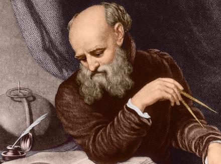 Галилео Галилей, выбравший жизнь