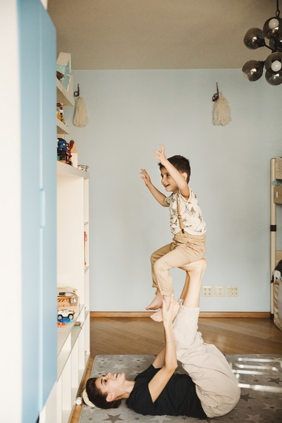 Фото №5 - Irina_mamaclub: «На первом месте я, а потом уже супруг и дети»