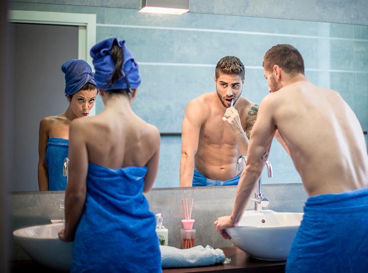 Фото №1 - Тайное общество: что необходимо скрывать от мужчин