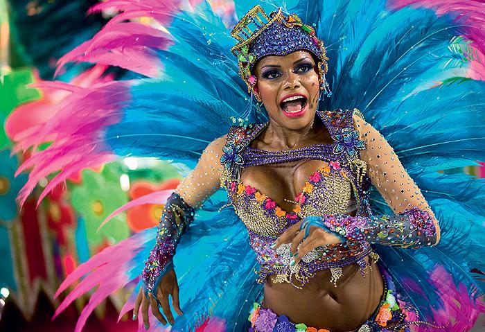 Фото №10 - Бразильский ген веселья