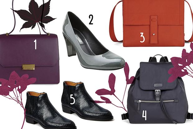 Фото №1 - ТОП-10: Обувь и сумки в школу