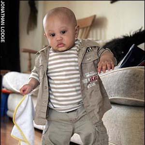 Фото №1 - Полугодовалому ребенку нет места у Гинесса