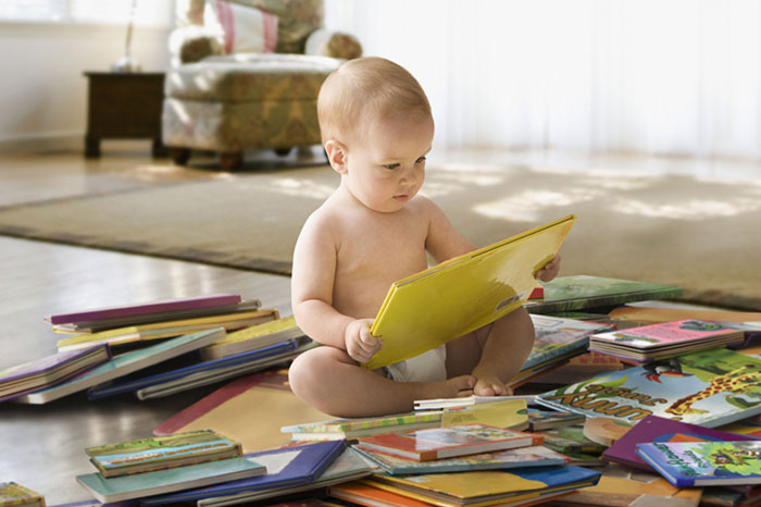Фото №2 - Гленн Доман: Ваш ребенок - гений
