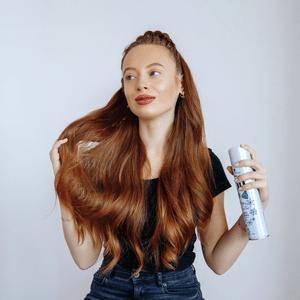 Фото №6 - Быстрая прическа для длинных волос: стильная коса за несколько минут с продуктами Taft