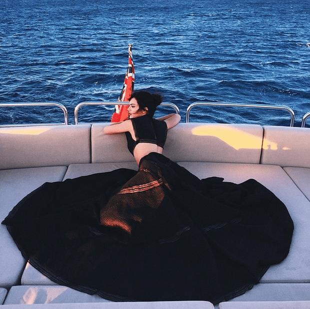 Фото №9 - Звездный Instagram: Знаменитости на море