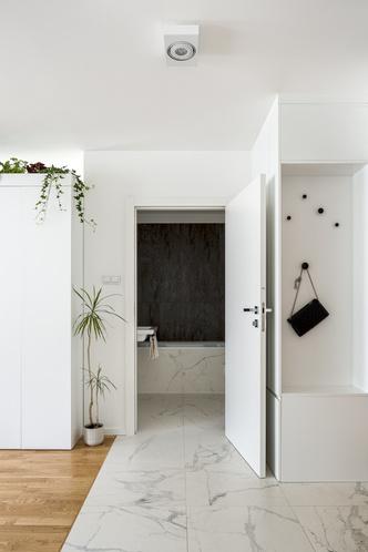 Фото №10 - Минималистская квартира 37 м² в Лодзе