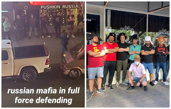Фото №1 - Хозяин русского ресторана в США рассказал, как оборонял заведение от погромщиков