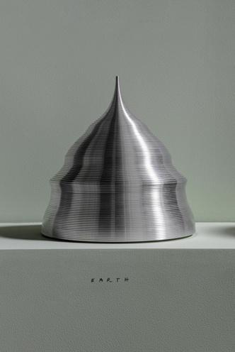 Фото №4 - Популяционные пирамиды Матье Леаннера на Art Basel