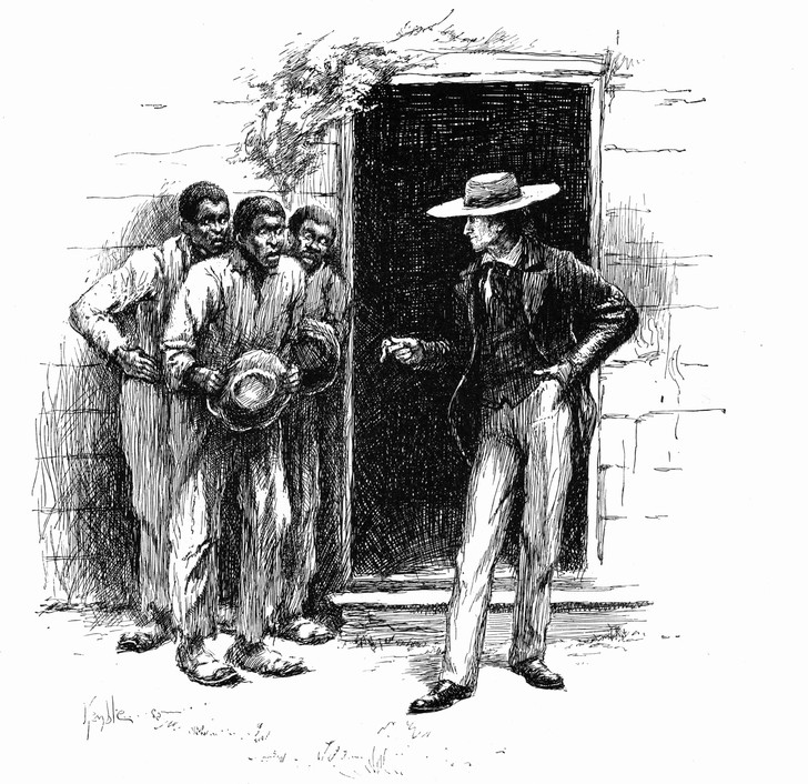 Фото №2 - Как разные страны избавились от рабства