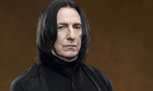 Фото №1 - Исполнитель роли профессора Снегга в «Гарри Поттере» умер от рака