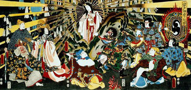 Фото №1 - Домовые в бане и лисы-оборотни: что общего у японских призраков и леших из русских сказок