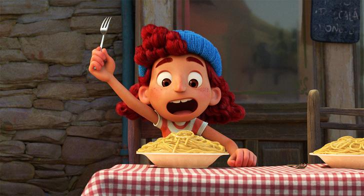 Фото №2 - Готовим ту самую пасту из мультфильма «Лука» от Pixar 😋