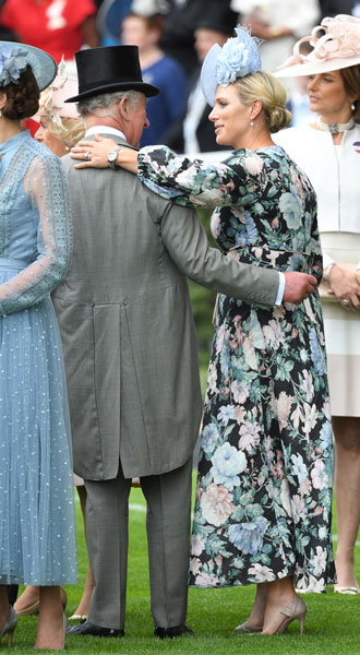Фото №3 - Кто оказался любимицей принца Чарльза на Royal Ascot