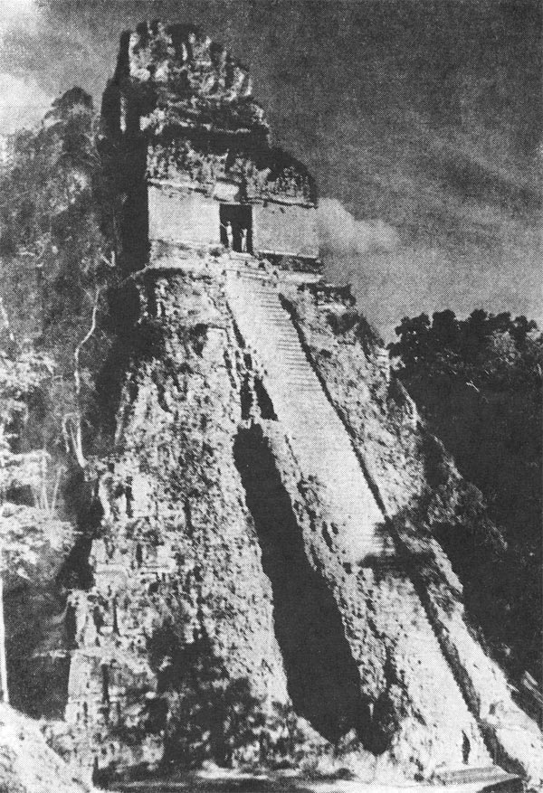 Фото №1 - Голос древнего Тикаля