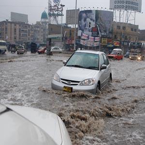 Фото №1 - Пакистан просит гуманитарной помощи