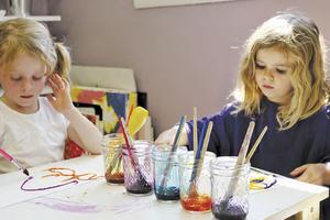 Фото №3 - Рисование с помощью соли: пышная краска и соленая акварель